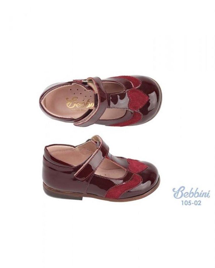 Bebbini Bordo Rugan Kalpli Kız Çocuk Ayakkabısı 159.90  TL 19-20-21-22-23-24 numaralar  Bebbini modelleri yüksek kalite hakiki dana/keçi derisi kullanılarak %100 el işçiliği ile üretilmektedir.  Modellerimiz bebek/çocuk ayak anatomisine uygun olarak hazırlanmaktadır.  Ayakkabılarımızın topuk bölümünde kullanılan yumuşak topuk pedi çocukların yumuşak bir zemine basarak ayaklarının rahat etmesini sağlamaktadır.  Ürünlerimizde domuz derisi ya da suni malzeme kesinlikle kullanılmamaktadır…