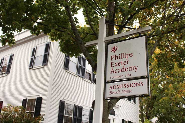 "Phillips Exeter Academy, recently named best private high school in America, has a reputation as a ""feeder school"" — a school that sends a high number of students to Ivy League universities. As I drove to the quiet town of Exeter, New Hampshire, I expected to hate it."