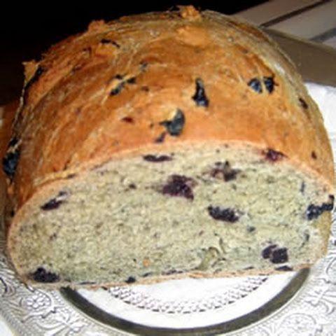Blueberry Bread II