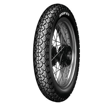 Dunlop K70   mc-On Road: Custom - www.dekkteam.no