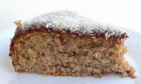 Thermomix Recipes: Coconut and Nutella Cake with Thermomix