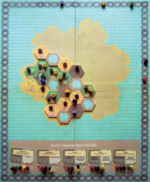 5 Beautiful Board Game Designs