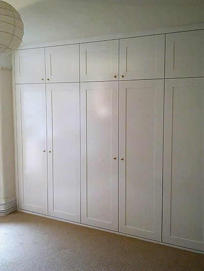 Fitted Wardrobes - Fitted Wardrobes in London, Bookshelves, Bespoke furniture, custom Bookcases, floating shelves, shelving, Made to measure MDF cabinets, built in bookcases