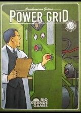 Top 20 Board Games of the 2000s: Power Grid (2004)