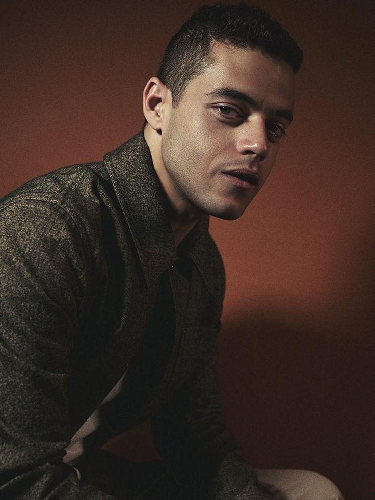 rami malek telavion | Rami Malek Interview 2015 Photo Shoot 001 Rami Malek Poses for ...