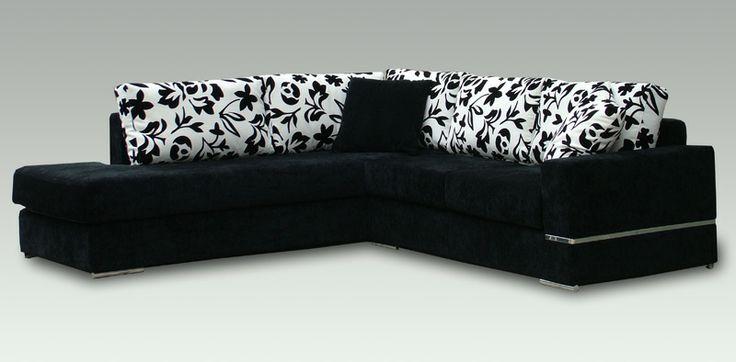 Γωνιακός καναπές Inox http://sofa.gr/kanapes-gonia-inox