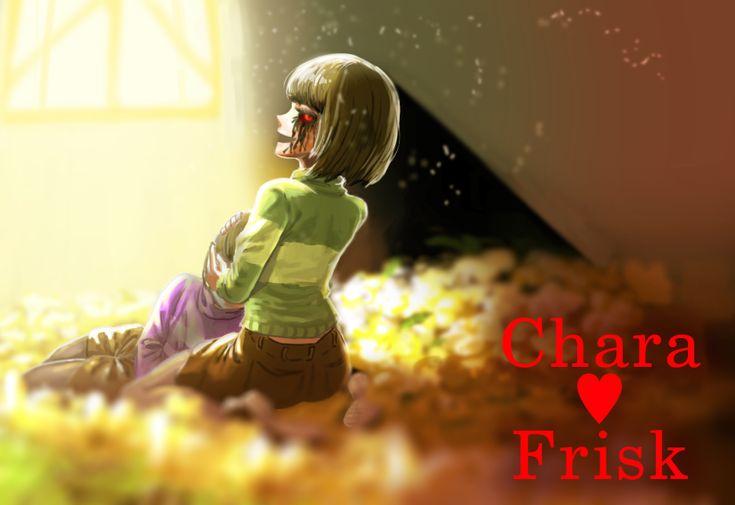 Chara & Frisk