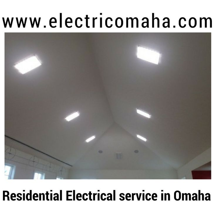 Here are a few excellent reasons why you should seriously consider us becoming Residential Electrical service in Omaha. We have service you deserve and quality you can trust every time.