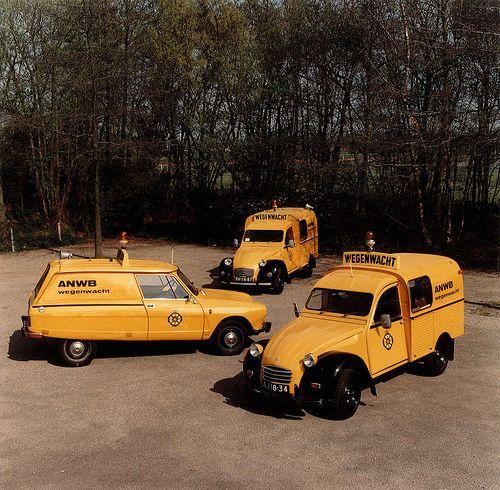 Wegenwacht 1960-70Foto's uit de oude doos - AutoWeek.nl