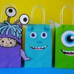 Fiesta infantil de monsters inc -