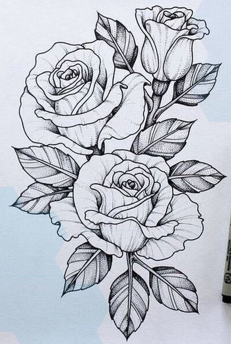 Pink Drawing Desenhos Para Tatuagem Ideias De Desenhos Para