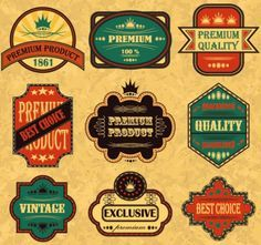 retro-sticker-label----vector-material_34-57016.jpg (626×587)