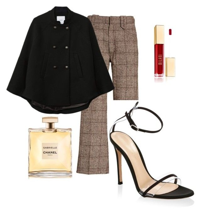 """Formal"" by isagarcia18 on Polyvore featuring moda, Marc Jacobs, MANGO y Gianvito Rossi"