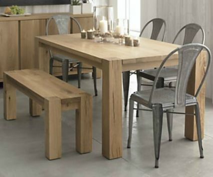 Knockout Knockoffs: Crate and Barrel's Big Sur Dining Room