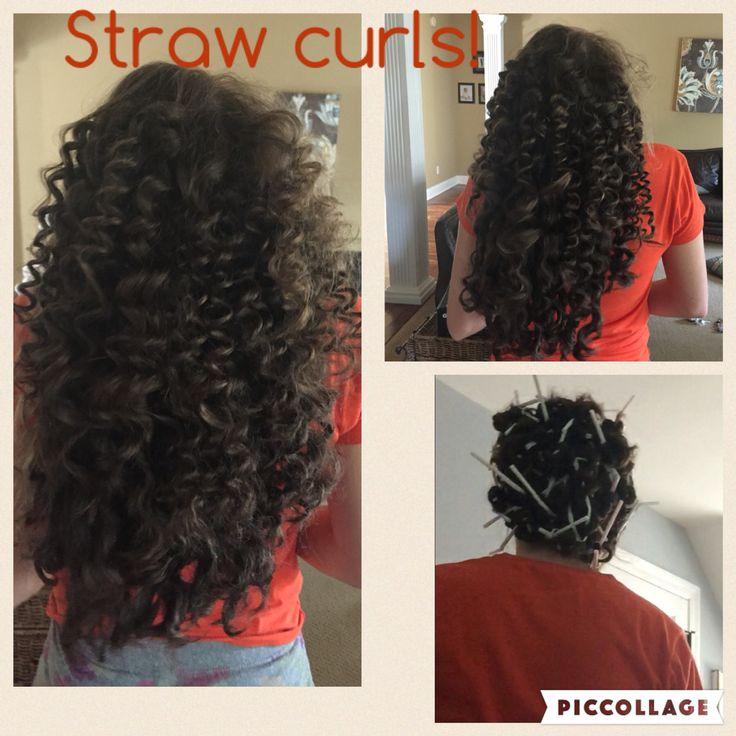 Best 25 Straw Curls Ideas On Pinterest Straw Curls