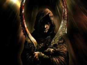 Обои Prince of Persia: Взгляд, Prince of Persia, Принц Персии, Игры, картинки, фото.
