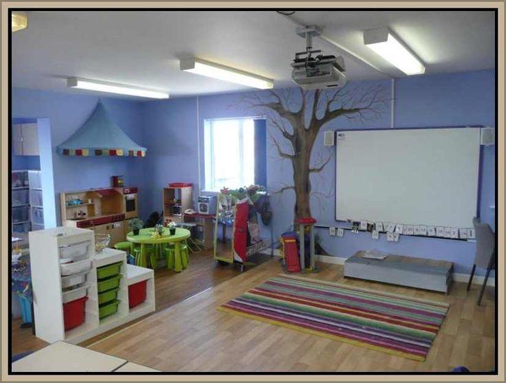 Welton Primary School - love the classroom set up!