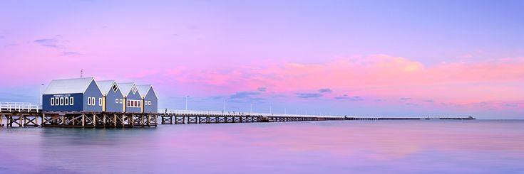 Busselton Jetty by Furiousxr.deviantart.com on @deviantART