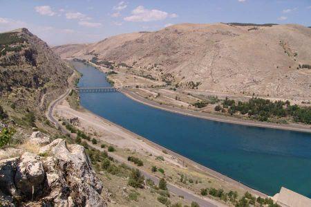 Euphrat und Tigris - das Zweistromland