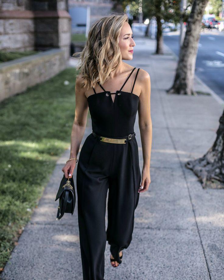 Little Black Dress vs. Little Black Jumpsuit | MEMORANDUM, formerly The Classy Cubicle