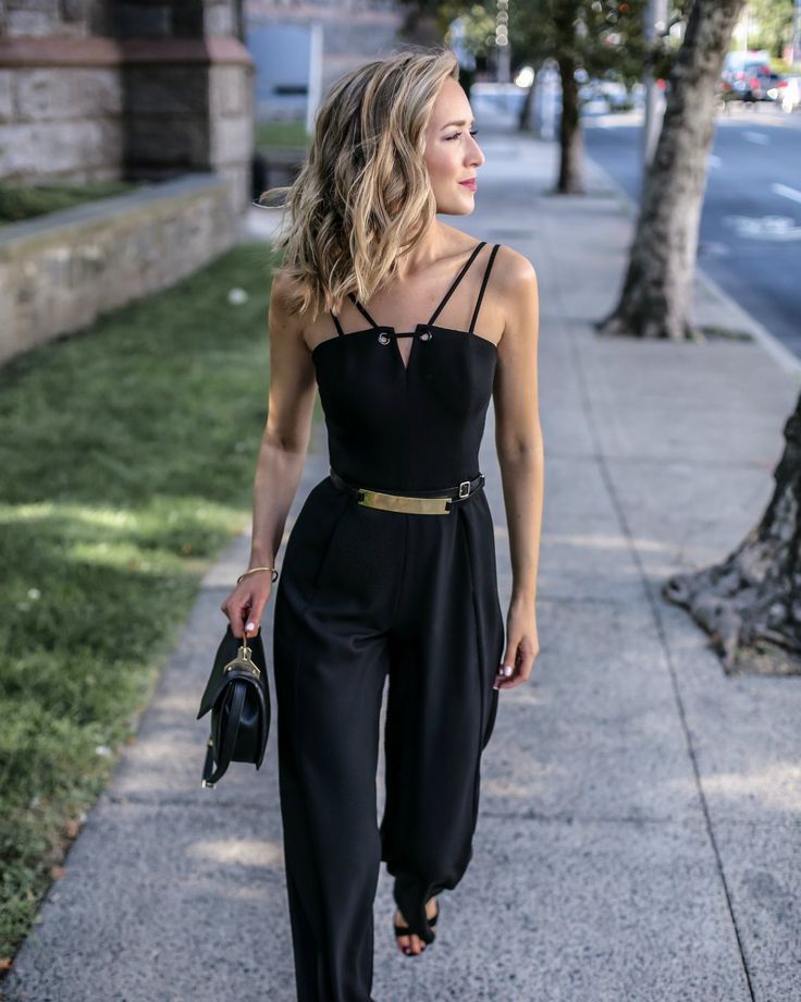 Little Black Dress vs. Little Black Jumpsuit | MEMORANDUM, formerly The Classy Cubicle