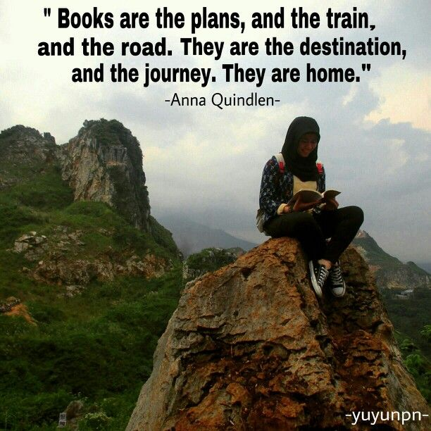 Book is the journey