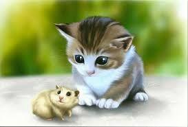 je vai te manger petite souris vien la