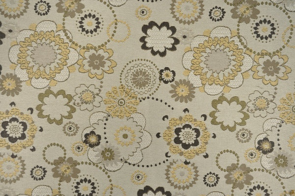 Fabric for the bench cushions - too crazy?  Will I still love it in 5 years?