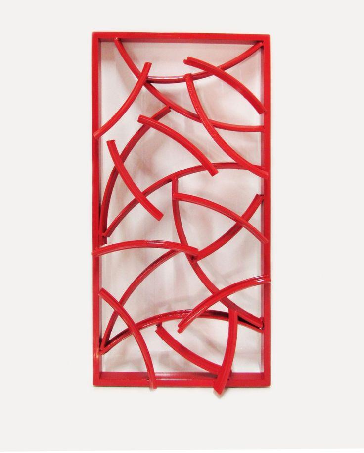 Die besten 25+ Wanddekoration metall Ideen auf Pinterest Zen - gartendeko aus holz und metall