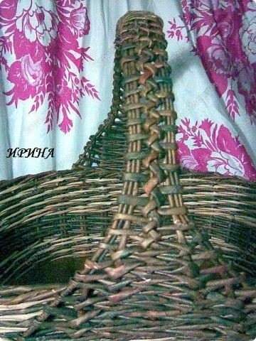 Мастер-класс Плетение мк корзинки Бумага газетная фото 33