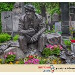 Novodevichy Cemetery in Moscow a memorable visit