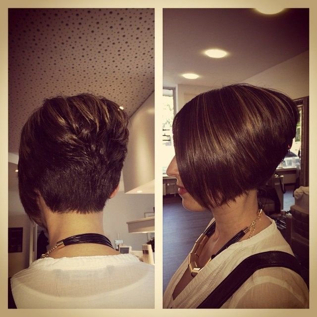 206 Best Images About Hairstyle On Pinterest: 206 Best Inverted Bob Haircuts Images On Pinterest