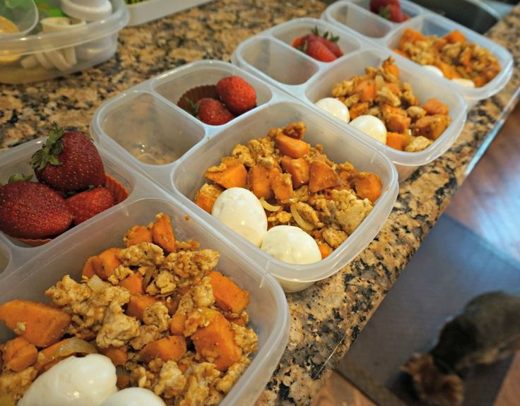 How to Meal Prep Meal Prep Breakfast for a Week - Under $11. 5 Days of Breakfast for $11 , $2.05 per day.