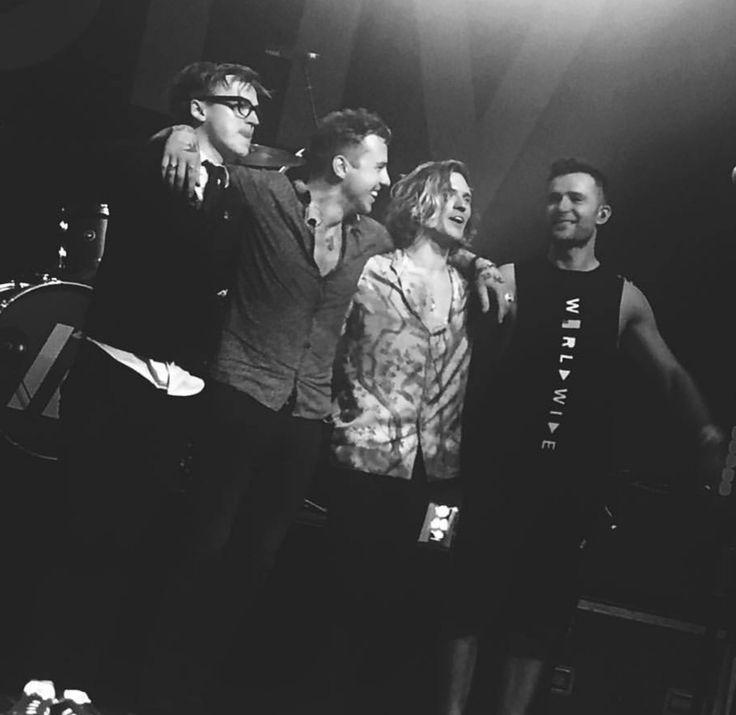 Mcfly Anthology Tour 2016