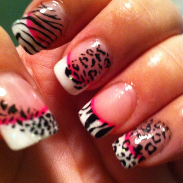 23 best Nails images on Pinterest   Nail decals, Finger nails and ...