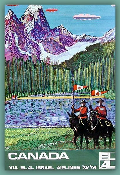 Canadian Parks and Mounties