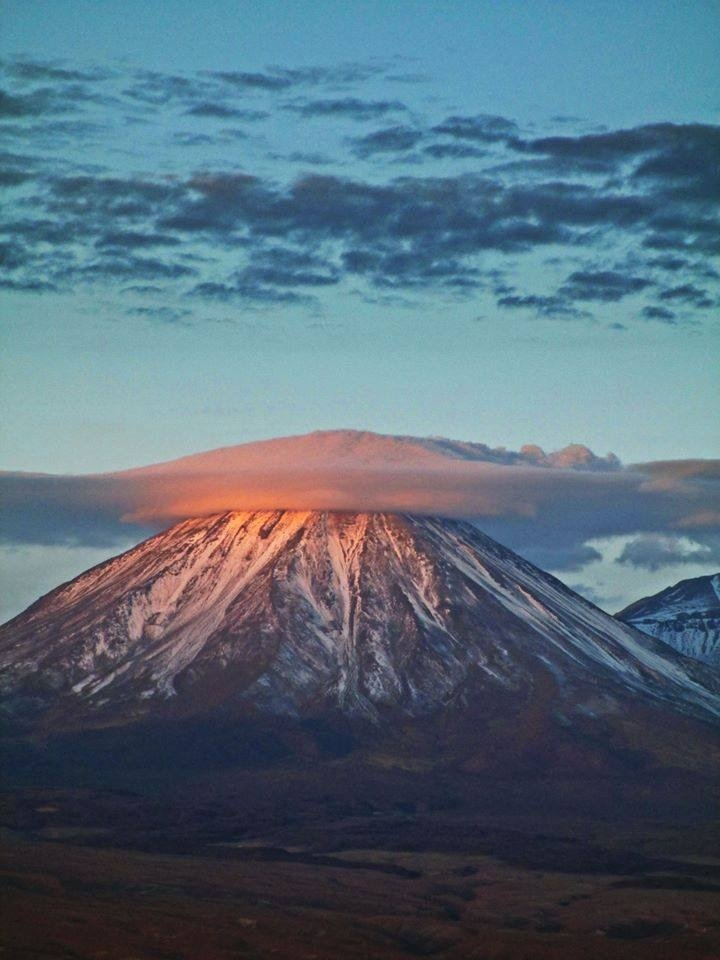 Volcan Licancabur, north of Chile