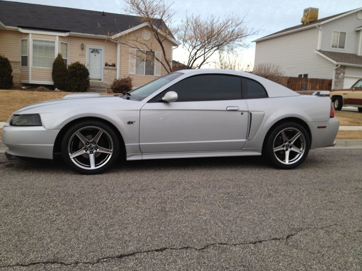 2002 ford mustang gt with 2.2 kenne bell charger
