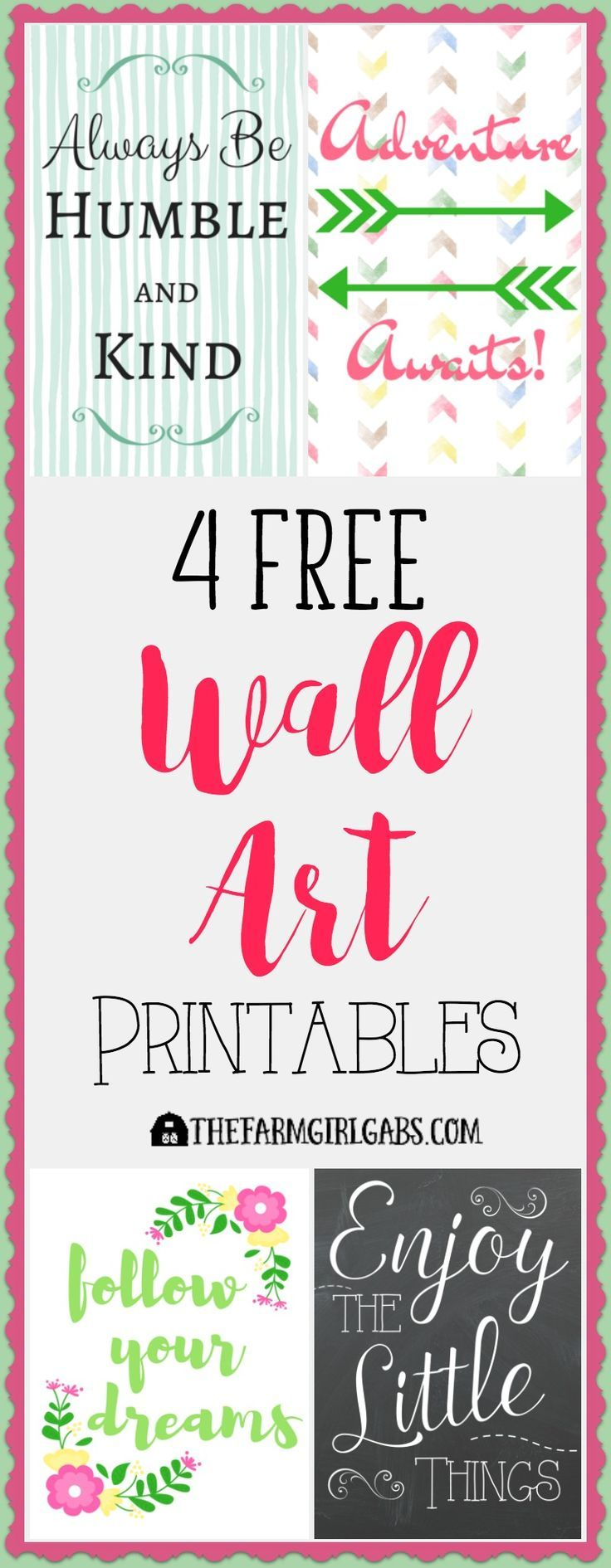 151 best DIY Signs & Wall Art images on Pinterest | Diy signs, Free ...