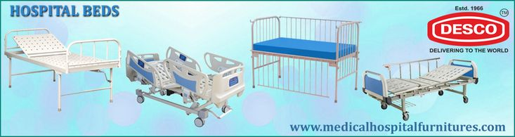 Deluxe Scientific Surgico Pvt Ltd popularly known as DESCO India is leading manufacturer of Hospital Tables and other hospital furniture with modern equipments.