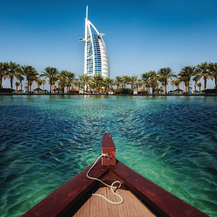 Burj Al Arab - The 7 star hotel in Dubai