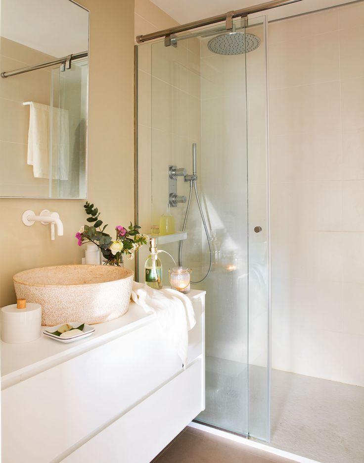 M s de 25 ideas incre bles sobre cabinas de ducha en for Sodimac griferia bano