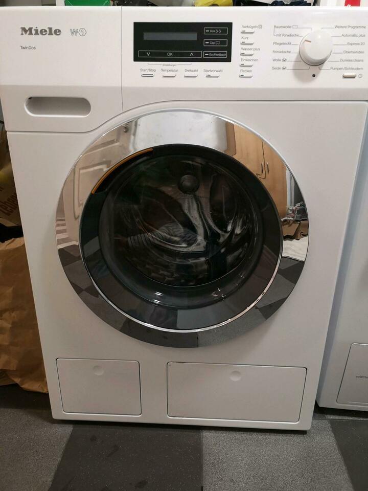 Miele W1 Wkg130 Wps Twin Dos In Niedersachsen Sassenburg Waschmaschine Trockner Gebraucht Kaufen Trockner Auf Waschmaschine Sassenburg Ebay Kleinanzeigen