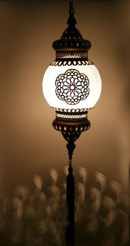 Tekli Klasik Osmanlı Sarkıt 50cm #ottoman #osmanli #lighting #aydinlatma