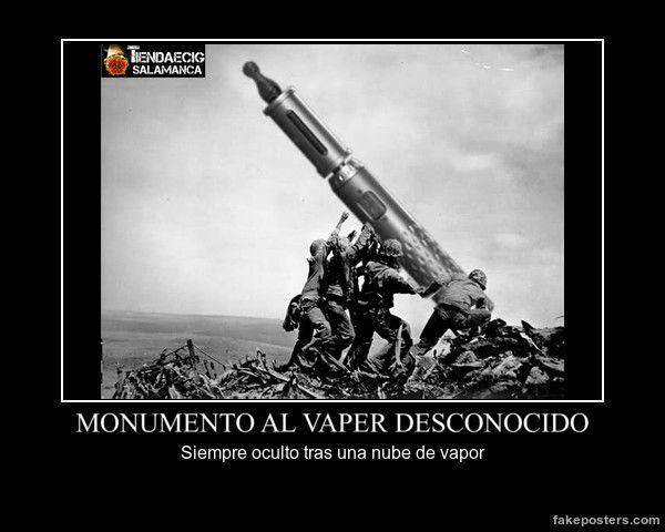 Humor vaperil, imágenes, memes, chistes sobre vapeo y cigarrillos electrónicos.