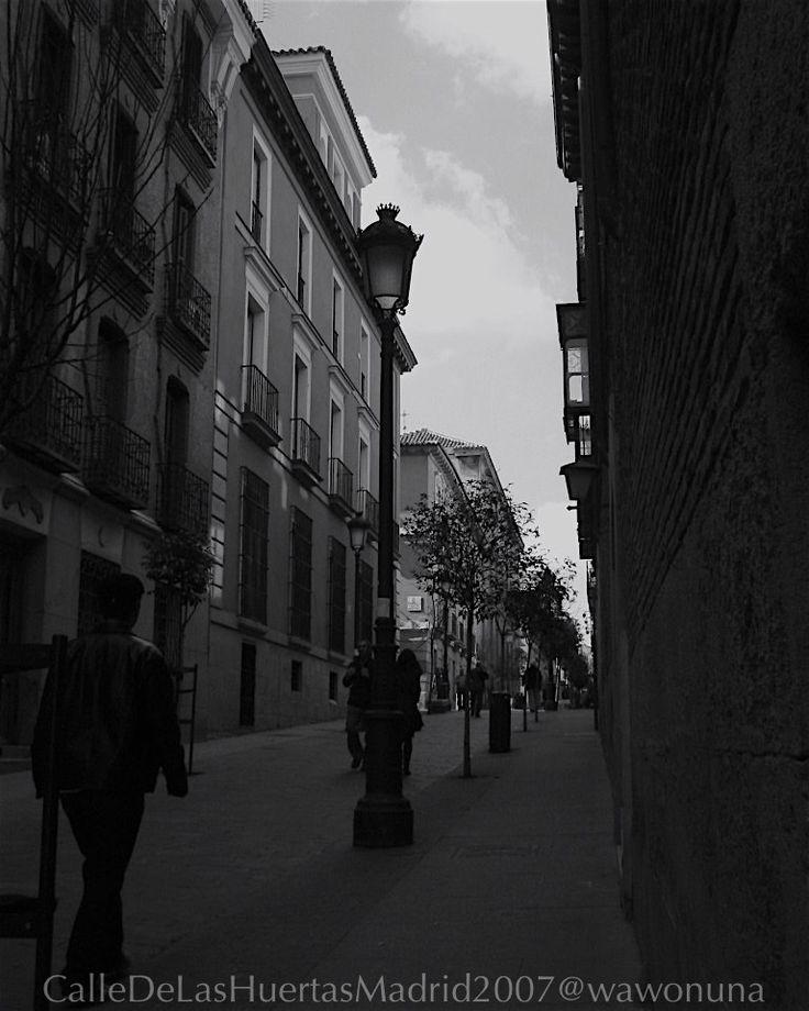 Calles de Madrid2007/ Calle de Las Huertas Calle de las Letras. #calledelashuertas #calledelasletras #fotodeldia #fotodecalle #calle #themadridbible #callejero #streetphotomadrid #streetphotographer #photooftheday #vidamadrid #Madrid #madridtme #instamadrid #igersmadrid #ok_madrid #madridgrafias #madridmemola #madridmemata #loves_madrid #ig_madrid #igers #マドリード #マドリッド #españa #instaespaña #callesdemadrid #calles