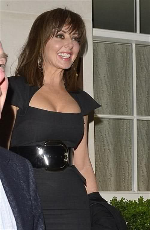 carol vorderman photos