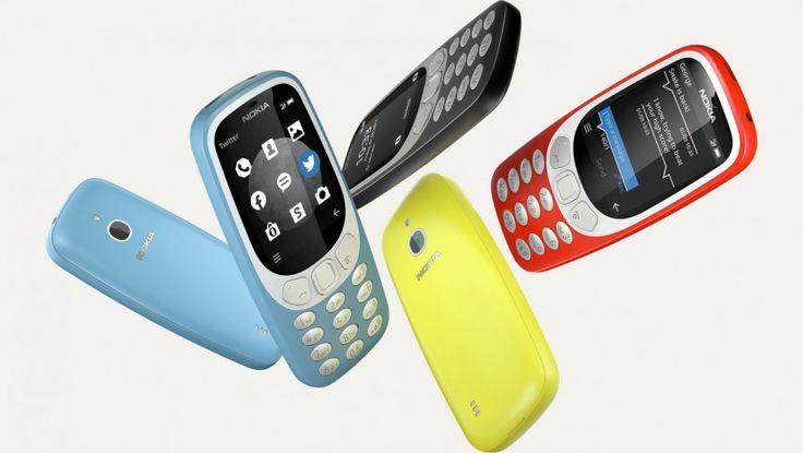 Nokia 3310 с поддержкой 3G представлен официально   Компания HMD Global представила версию телефона Nokia 3310 с поддержкой сотовой связи третьего поколения. Напомним, изначально переиздание легендарной Nokia 3310 дебютировало на выставке MWC 2017 в феврале, но та модель могла работать только в сетях 2G. Теперь это упущение исправляется.  Читать далее - https://r-ht.ru/new/nokia_3310_s_podderzhkoj_3g_predstavlen_oficialno/2017-10-01-6832  #Nokia3310 #3G #HMDGlobal #MWC2017 #телефоны #новости…
