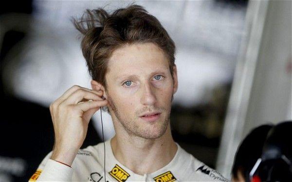 F1 2014, G.P des USA : Grosjean et la déco de son casque