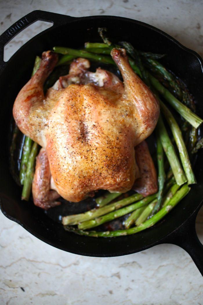 Thomas Keller's roasted chicken recipe. THE BEST CHICKEN RECIPE EVER ...